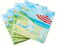 Coasters - Perfect Beach - Set of 4-PB-006