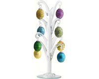 Crystal Easter Tree with Egg Ornaments - 8 Inch- GB TR-003