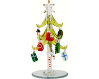 Tree - Green - with Ornaments - 6 Inch - GB-XM-071