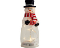 Snowman - 8 Inch - Light Up XM-1007