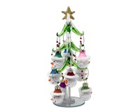 Tree - Wine Charms Snowman - 8 inch PVC-XM-1152