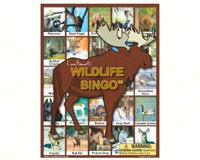 Wildlife Bingo-LH6277