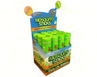 Murphy's Mosquito Sticks Tabletop Display (12 pcs)-MSMD001TTD