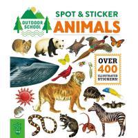 Outdoor School Spot & Sticker Animals-MPS1250754660
