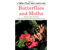 Butterflies & Moths by Robert T. Mitchell and  Herbert S. Zim-MPS978158238136