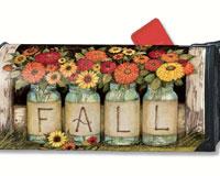 Fall Mason Jars MailWrap-MAIL00112