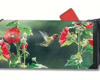 Hummingbird Delight Mailwrap-MAIL01455