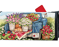 Flower Pickin' Time MailWraps-MAIL01668