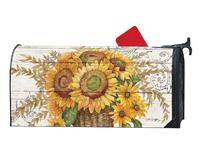 Farmhouse Sunflower MailWrap-MAIL01753