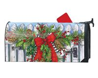 Holiday Garland MailWrap-MAIL01789