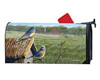 Summer Bluebirds MailWraps-MAIL01808