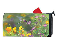 Hummingbird Hover MailWraps-MAIL01811