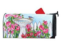 Backyard Bird Bath MailWraps-MAIL01843