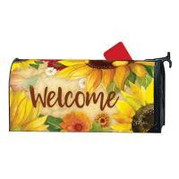 Yellow Sunflower MailWrap-MAIL01972