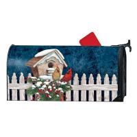 Winter Home Cardinals MailWrap-MAIL01973