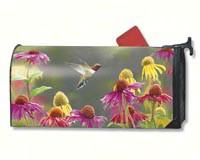 Hummingbird Heaven MailWrap-MAIL02012