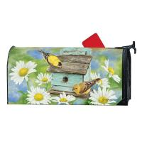Finches and Flowers MailWrap-MAIL02135