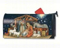 Holy Night MailWrap-MAIL04012