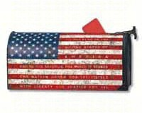 Pledge of Allegiance MailWrap-MAIL06448
