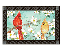 Cardinals in Spring MatMate-MAIL11628
