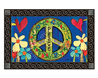 Peace Everywhere MatMates-MAIL11652