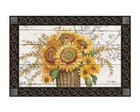 Farmhouse Sunflower Mat Mates-MAIL11753