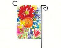 Splash of Color Garden Flag-MAIL31479