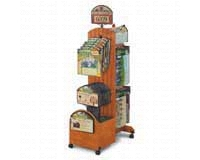 Wood Display Combo (Free with $750.00 MailWrap Order)-MAILD360