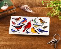 Bird Study Trinket Dish-MAILFG6001
