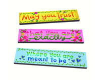 Where You are Meant to Be Art Planks Set of 3-MAILPK2006