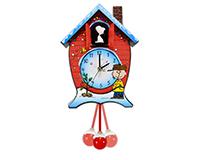 Snoopy Cuckoo Clock-MFCKPNX