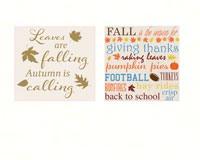 Fall/Harvest 10x10 Wood Canvas MFCV10FA1