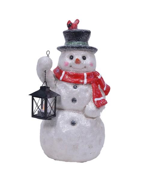 Sparkles Snowman Door Greeter
