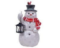 Sparkles Snowman Door Greeter-MFDG17SSC