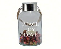 Peace, Love, & Joy Expression Canister MFEXPEACE