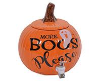 Pumpkin Spirits Dispenser MFGBWH60