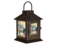All Aboard for Christmas Lantern-MFLN6BAAFC