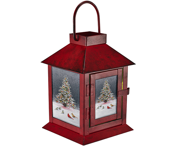 Christmas Tree Bird Gathering Lantern