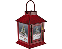 Christmas Tree Bird Gathering Lantern-MFLN6RCTWW