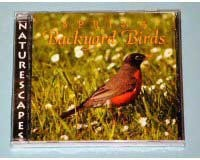 Spring Backyard Birds CD-NS048
