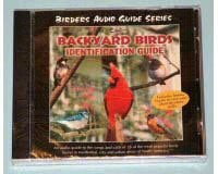 Backyard Birds Identification Guide CD-NS049