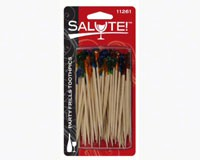 80 pc Party Frill Picks-SALUTE11261
