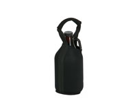 Cold Brew Single Growler Carrier - Black-OAKPPB211