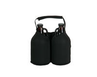 Cold Brew Double Growler Carrier - Black-OAKPPB242