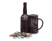 Beer Mug Cap Caddy-OAKPSA651BM