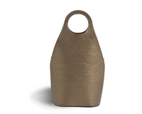 Soleil Double Wine Tote - Bronze-OAKPSL706BZ