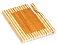 Baguette Bamboo Bread Board-OAKPSM176