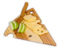Alpine Bamboo Cutting Board-OAKPSM179