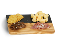 Noir Marble Cutting Board-OAKPSM553