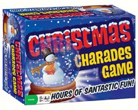 Christmas Charades Game-OM13336